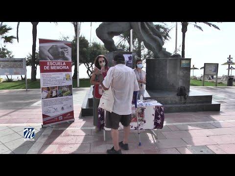 Campaña de sensibilización en el Día mundial del Alzheimer