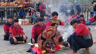 The Legend MBAH LEGI Singo barong tertua d sembuhkan