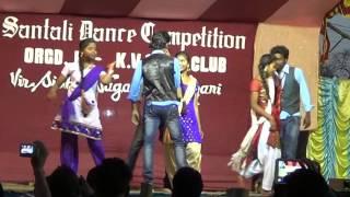 getlinkyoutube.com-santali dance compitition    dil dewana    new santali videos hd