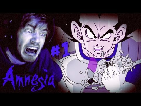 IT'S OVER 9000 (WIERDEST MOD EVER!) - Amnesia: Custom Story - Part 1 - The Small Horse