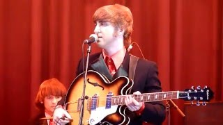 getlinkyoutube.com-The Bootleg Beatles - Twist And Shout [Live at Glastonbury Festival, Acoustic Stage - 28-06-2015]