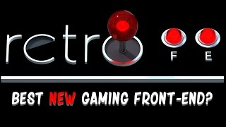 getlinkyoutube.com-RetroFE - Best new Front End for your Arcade or HTPC?
