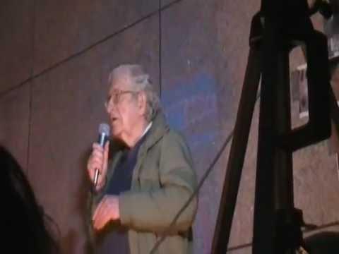Noam Chomsky Addresses Occupy Boston Protesters: NewsParticipation.com