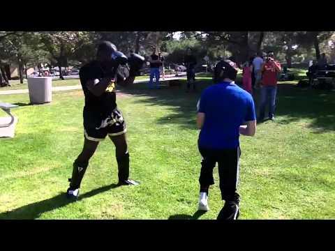 Muay Thai vs Aikido