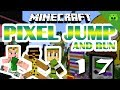 MINECRAFT Adventure Map # 17 - Pixel Jump & Run «» Let's Play Minecraft Together | HD