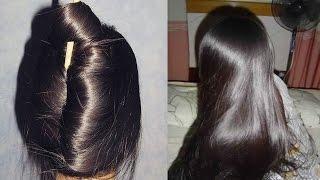 getlinkyoutube.com-في ساعة واحدة فقط  وداعا للكيراتين مع وصفة ترطيب الشعر الهائلة