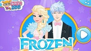 getlinkyoutube.com-NEW Игры для детей—Disney Принцесса Эльза невеста—Мультик онлайн видео игры для девочек