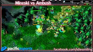 getlinkyoutube.com-DotAHL 181 - [GMPGL4-5] Mineski vs Ambush