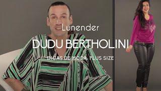 getlinkyoutube.com-Dicas de moda para mulheres plus size - por Dudu Bertholini e Lunender
