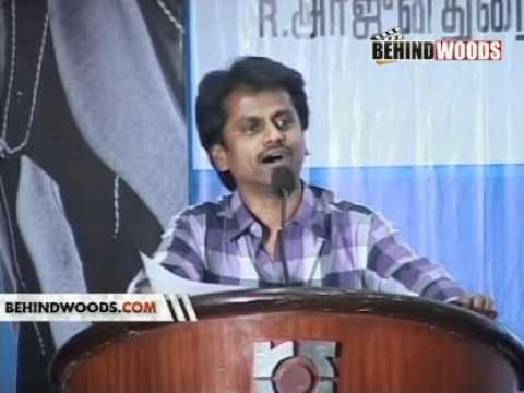 7aum Arivu Press meet Part 2 bw