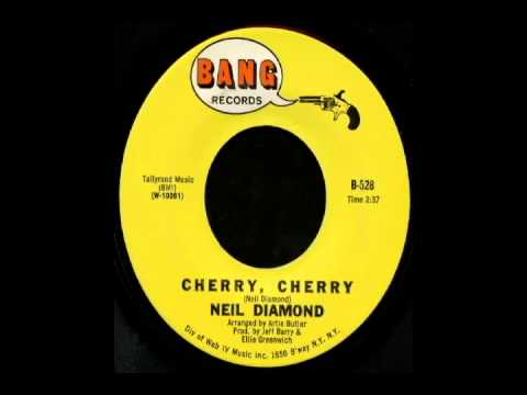 Neil Diamond - Cherry  Cherry (1966)