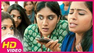 getlinkyoutube.com-Raja Rani Tamil Movie Comedy Scenes | Nayantara's friends mock Jai | Arya | Santhanam | Nazriya