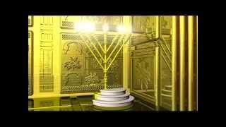 בית המקדש בוידאו! מדהים לקטנים ולגדולים עם תמונות והסברים , בהמשך הסרטון