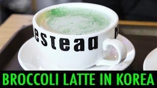 getlinkyoutube.com-Broccoli Latte in Korea (KWOW #132)