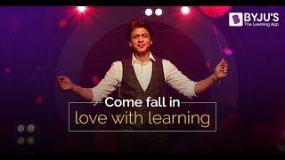 BYJU'S Math Musical featuring Shah Rukh Khan