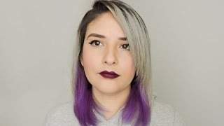 getlinkyoutube.com-Haz tu Tinte Violeta y tu Shampoo Matizante
