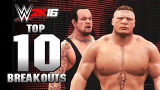 getlinkyoutube.com-WWE 2K16 Top 10 Breakout Finishers
