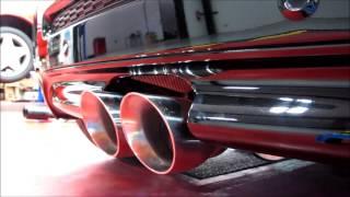 getlinkyoutube.com-Mini Cooper S R56 Turbo QuickSilver Exhaust Installed