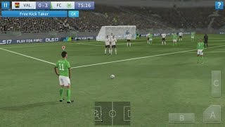 Dream League Soccer 2017 Android Gameplay #5