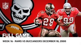 getlinkyoutube.com-Buccaneers Revenge | Buccaneers vs. Rams | Week 16, 2000 | NFL Full Game