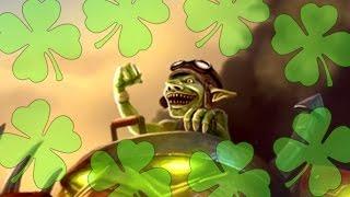 getlinkyoutube.com-Vidéo énervante si vous n'avez pas de luck sur Hearthstone !