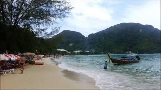 getlinkyoutube.com-جزيرة بي بي تايلند Phi Phi Island, Phuket, Thailand 2