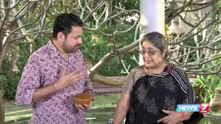 getlinkyoutube.com-Sutralam Suvaikalam - Meyyammai Murugappan's Chettinad curry kolambu 3/3 | News7 Tamil