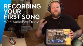 getlinkyoutube.com-PreSonus LIVE—Recording Your First Song with AudioBox Studio