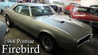 getlinkyoutube.com-1968 Pontiac Firebird at Country Classic Cars