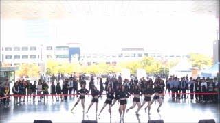 getlinkyoutube.com-[역대급 칼군무] 고딩들이 추는 '오늘부터 우리는 - 여자친구 & swagger jagger' 댄스 커버 'Me gustas tu - GFRIEND' dance cover