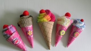 getlinkyoutube.com-HELADOS HECHOS CON CALCETAS.
