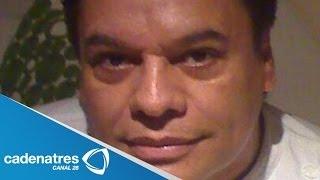 Juan Gabriel sube a twitter polémico video íntimo