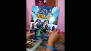 getlinkyoutube.com-Unboxin de mis libros de youtubers°^° jaja