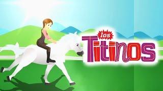 getlinkyoutube.com-Los Titinos - Arre Caballito (Canción Animada)