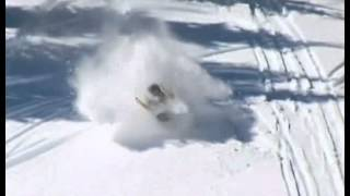 getlinkyoutube.com-Задавил себя своим же снегоходом