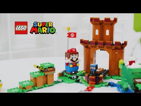LEGO Super Mario Guarded Fortress - 71362