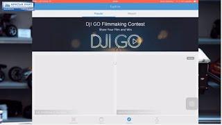 getlinkyoutube.com-Приложение DJI GO - подробный видео обзор меню