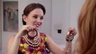getlinkyoutube.com-Blair Waldorf (Leighton Meester) | Gossip Girl S05E23 Handcuffs Scene