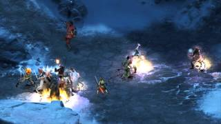 Pillars of Eternity: The White March - Part II - Megjelenés Trailer