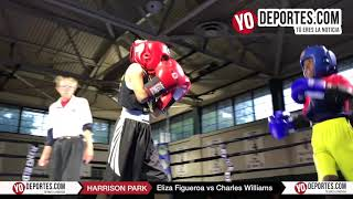 Eliza Figueroa vs. Charles Williams Harrison Park Boxing Event