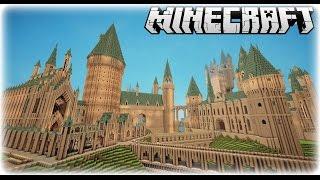 getlinkyoutube.com-Remarkable Minecraft Hogwarts Harry Potter Replica Adventure Map (1.7.10)