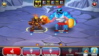 getlinkyoutube.com-Vadamagma legendary battle ( Monster Legends )