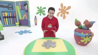 getlinkyoutube.com-Art attack - Range bureau - Sur Disney Junior - VF