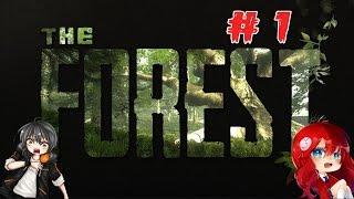 getlinkyoutube.com-The Forest # 1 สร้างบ้านกันเถอะ [KNcrazy] FT.TKZCAST