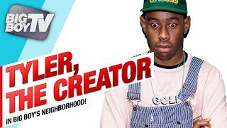 getlinkyoutube.com-Tyler The Creator on Having A Son, Camp Flog Gnaw Carnival, And More! (Full Interview) | BigBoyTV