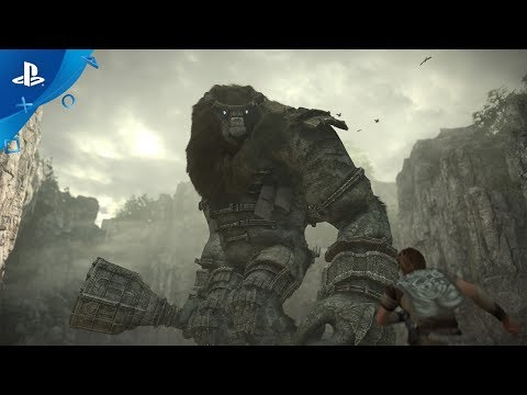 Shadow Of The Colossus (2018) (PS4)   © Sony 2018    1/1