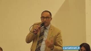 Consiglio Comunale  CARIATI sul Dissesto Finanziario Parte4