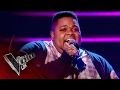 Israel Allen performs And I Am Telling You Im Not Going: Blind Auditions 5 | The Voice UK 2017