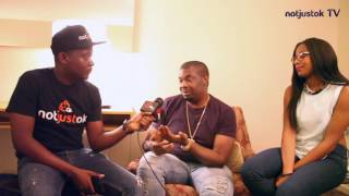 getlinkyoutube.com-Don Jazzy Exclusive: Olamide/Headies, Tiwa Savage/Tee-Billz, Mo'hits, D'banj (Pt. 2/3)