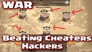 getlinkyoutube.com-Clash of Clans - Beating Cheaters / Hackers in Clan War